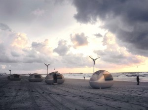 beach-ecocapsule